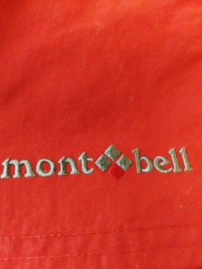 モンベル mont-bell ショートパンツ サイズM レディース レッド スカート風【中古】