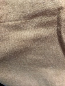 ブロッサムデイズ BLOSSOM DAYS パンツ サイズS レディース 美品 カーキ×ブラウン【中古】