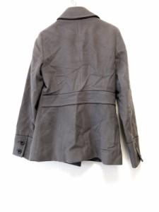ロートレアモン LAUTREAMONT コート サイズ38 M レディース グレー 冬物【中古】