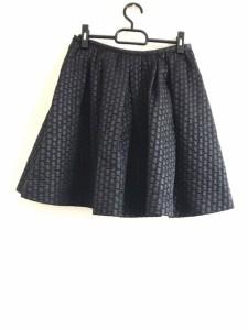 エポカ EPOCA スカート サイズ42 L レディース 黒【中古】