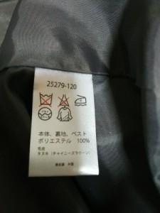 ドゥクラッセ DoCLASSE コート サイズ13 L レディース カーキ ファー/ジップアップ/冬物【中古】