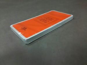 エルメス HERMES 小物 レディース 新品同様 マルチ ノッティングカード:スカーフの結び方ガイド ペーパー【中古】