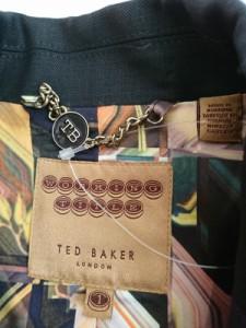 テッドベイカー TED BAKER ジャケット サイズ1 S レディース 黒【中古】