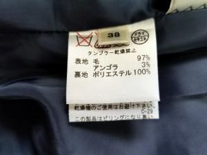 ロペ ROPE ワンピース サイズ38 M レディース ダークネイビー【中古】