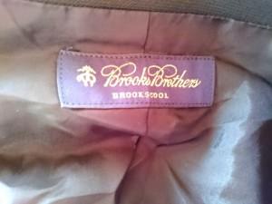 ブルックスブラザーズ BrooksBrothers ジャケット サイズ13AR  M レディース 黒 肩パッド【中古】