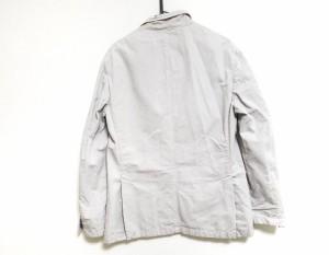 ヘンリーコットンズ Henry Cotton's ジャケット サイズ50 メンズ グレーベージュ【中古】