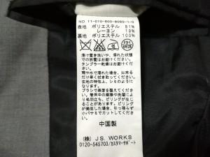 ジャーナルスタンダード JOURNALSTANDARD ジャケット サイズS レディース 美品 グレー【中古】