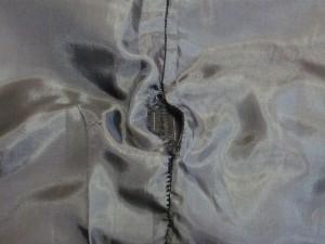 コムサイズム COMME CA ISM スカートスーツ サイズM レディース 黒×白【中古】