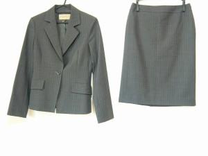 プロポーションボディドレッシング PROPORTION BODY DRESSING スカートスーツ サイズ2 M レディース グレー【中古】