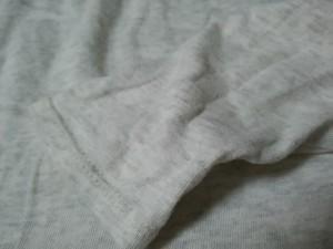 アングリッド UNGRID 長袖Tシャツ サイズF レディース ライトグレー ドルマンスリーブ【中古】