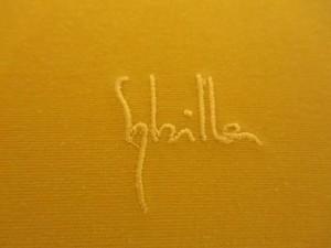 シビラ Sybilla 小物 レディース 美品 イエロー×ライトグリーン アルバム 化学繊維×ウッド【中古】