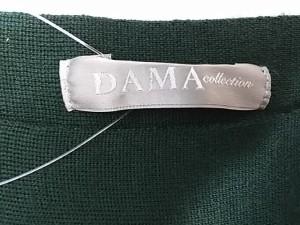 ダーマコレクション DAMAcollection ワンピース サイズM レディース グリーン ニット【中古】