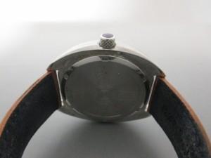 ポールスミス PaulSmith 腕時計 1116-S086116 メンズ 革ベルト シルバー【中古】