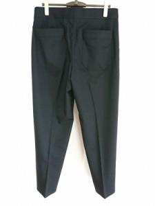 ジーゼニア Z Zegna パンツ サイズ48 XL メンズ 黒【中古】