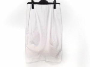 ドゥーズィエム DEUXIEME CLASSE スカート サイズ表記なし レディース 美品 白【中古】