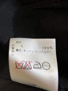ジバンシー GIVENCHY ワンピース レディース 黒 肩パッド【中古】