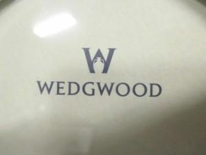 ウェッジウッド WEDG WOOD 小物 レディース 美品 白×マルチ 写真立て 陶器【中古】