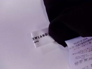 トゥモローランド TOMORROWLAND スカート サイズ36 S レディース 黒【中古】