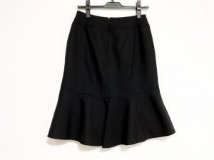 ナラカミーチェ NARACAMICIE スカート サイズI S レディース 美品 黒【中古】