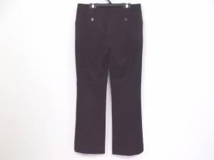 バーバリーロンドン Burberry LONDON パンツ サイズ40 L レディース 黒【中古】