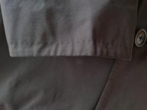バーニーズ BARNEYSNEWYORK コート サイズ48 XL レディース 黒 冬物【中古】