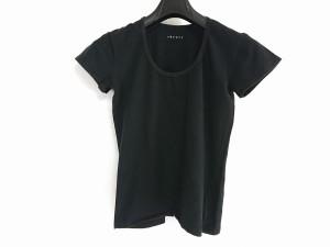 セオリー theory 半袖Tシャツ サイズ2 S レディース 美品 黒【中古】