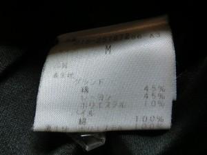 ナチュラルビューティー NATURAL BEAUTY ジャケット サイズM レディース 黒 ベロア【中古】