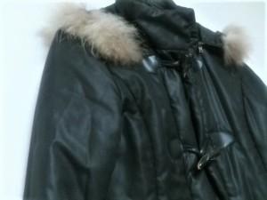 ロペ ROPE ダウンコート サイズ9 M レディース 美品 黒 冬物/ダッフル【中古】