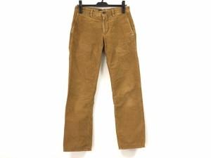インコテックス INCOTEX パンツ サイズ29 メンズ ライトブラウン コーデュロイ【中古】