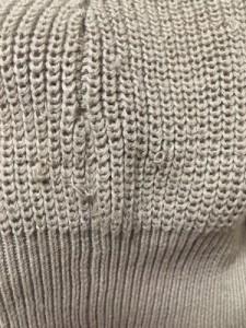 サクラ SACRA 長袖セーター サイズ38 M レディース ベージュ【中古】