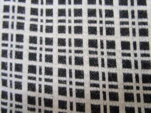 ストロベリーフィールズ STRAWBERRY-FIELDS ワンピース サイズ38 M レディース 黒×白【中古】