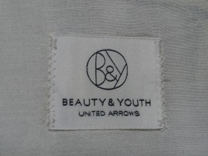 ビューティアンドユース ユナイテッドアローズ BEAUTY&YOUTH UNITEDARROWS ジャケット サイズ48 XL メンズ ネイビー【中古】