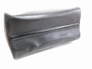 ルイヴィトン LOUIS VUITTON ハンドバッグ エピ レディース スピーディ30 M43002 ノワール レザー(LVロゴの刻印入り)【中古】