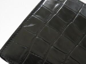 フルラ FURLA トートバッグ レディース 美品 黒 型押し加工 レザー【中古】