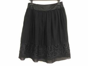 ヴィヴィアンタム VIVIENNE TAM スカート サイズ1 S レディース 美品 黒【中古】
