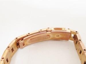 ワイアード WIRED 腕時計 美品 1N01-0RA0 レディース ピンク【中古】