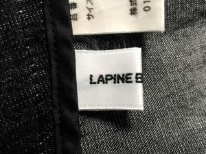 ラピーヌブランシュ lapine blanche レディースパンツスーツ サイズ11 M レディース ダークグレー【中古】