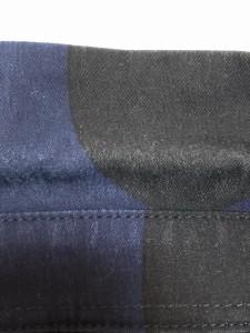 マリメッコ marimekko ワンピース サイズ40 M レディース 美品 ネイビー×黒 ロング丈【中古】