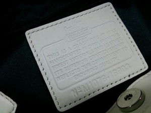 0512ad11b8b6 コーチ COACH ショルダーバッグ レディース マディソンチェーンリンクジャガードマギー 16903 アイボリー×グレー×白. 画像1