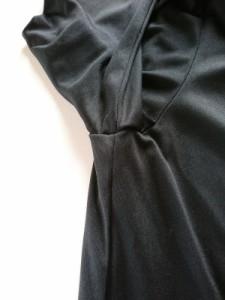10b605b4efdac マダムヒロコ MADAME HIROKO ワンピース サイズ9 M レディース 黒 中古 . 画像1