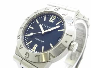 d7959641c46f ブルガリ BVLGARI 腕時計 ディアゴノスポーツ LC29S レディース 黒【中古】