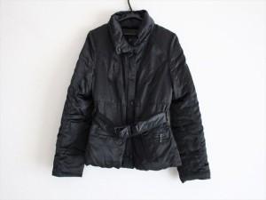 656f2597e213 ボッシュ BOSCH ダウンコート サイズ38 M レディース 黒 ショート丈/冬物【中古】