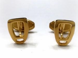49156d8e559f グッチ GUCCI カフス レディース 美品 - 金属素材 ゴールド【中古】