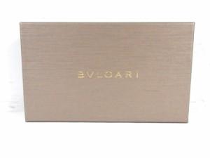f1144d06653f ブルガリ BVLGARI 長財布 レディース 美品 ウィークエンド グレー×黒 PVC(塩化ビニール). 画像1