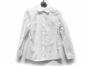 6cd500f8f5cca バーバリーロンドン Burberry LONDON 長袖シャツブラウス サイズ150A レディース 白 子供服150A 中古