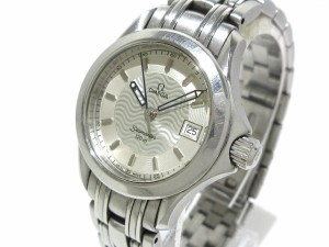 e5b873f8b684 オメガ OMEGA 腕時計 シーマスター120 - レディース シルバー【中古】の ...
