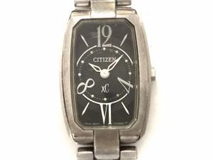 シチズン 腕時計 レディース xcの画像