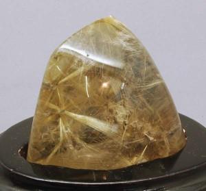 【天然石】金糸水晶(ルチルクォーツ) ブロックA(全面磨き)