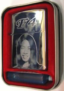 F4 呉建豪(VANNESS) オイルライター