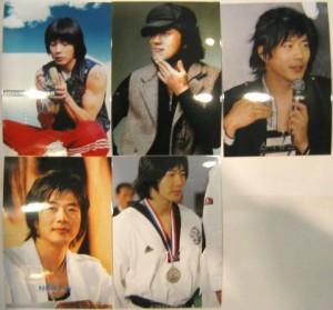 クォン・サンウ 生写真セットJ